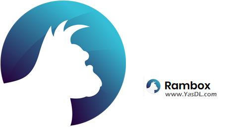 دانلود Rambox 0.7.5 Windows/macOS/Linux - مدیریت تمام شبکههای اجتماعی از طریق یک اپ