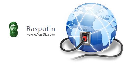 دانلود Rasputin 3.28 - نرم افزار حفظ ارتباط اینترنتی طی بازههای زمانی مختلف