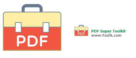 دانلود Softrm PDF Super Toolkit 2.2.0 - جعبه ابزار کار با فرمت PDF