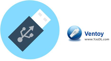 دانلود Ventoy 1.0.37 - نرم افزار رایت کردن فایل ISO بر روی فلش