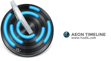دانلود Aeon Timeline 2.3.16 - نرم افزار ساخت جدول زمانی و مدیریت امور