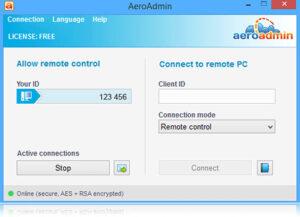 AeroAdmin.cover1  300x217 - دانلود AeroAdmin 4.6 Build 3257 - نرم افزار کنترل از راه دور دسکتاپ