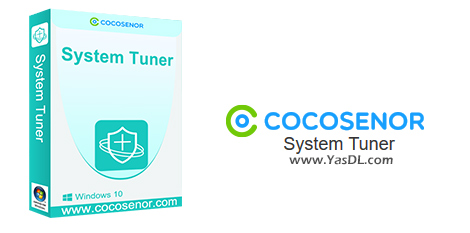 دانلود Cocosenor System Tuner 3.0.0.3 - نرم افزار مدیریت و بهینهسازی سیستم