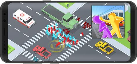 دانلود بازی Cross Fight 1.0.26 - درگیری و نزاع خیابانی برای اندروید + نسخه بی نهایت