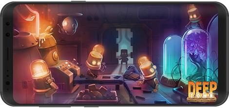دانلود بازی Deep Town: Mining Factory 4.4.7 - معادن زیرزمینی برای اندروید + نسخه بی نهایت