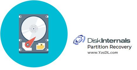 دانلود DiskInternals Partition Recovery 7.6.2.0 - نرم افزار بازیابی اطلاعات حذف شده