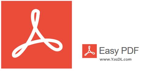 دانلود Easy PDF Business 1.0.1.1004 + Portable - نرم افزار مشاهده و ویرایش اسناد PDF
