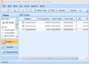 Efficient To Do List.cover1  300x217 - دانلود Efficient To-Do List 5.60 Build 559 - نرم افزار مدیریت حرفهای اقدامات