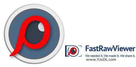 دانلود FastRawViewer 1.5.7 Build 1634 - نمایش سریع تصاویر RAW