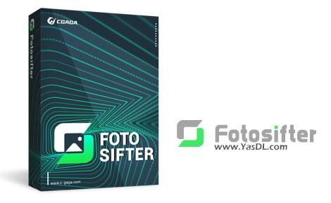 دانلود Fotosifter 2.5.0 x64 - نرم افزار مدیریت، سازماندهی و ویرایش حرفهای تصاویر