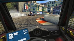 Mini Motor Racing X 2 300x169 - دانلود بازی Mini Motor Racing X Party Pack برای PC