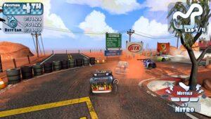Mini Motor Racing X 3 300x169 - دانلود بازی Mini Motor Racing X Party Pack برای PC