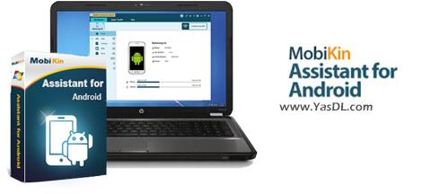 دانلود MobiKin Assistant for Android 3.10.6 - ابزار مدیریت دستگاههای اندروید