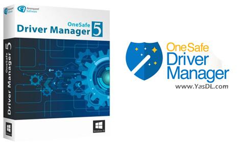 دانلود OneSafe Driver Manager Pro 5.0.346 - نرم افزار مدیریت و آپدیت درایورها