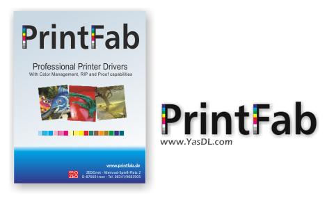 دانلود PrintFab Pro XL 1.14 - نرم افزار کنترل و بهبود رنگها در پرینت کاغذی