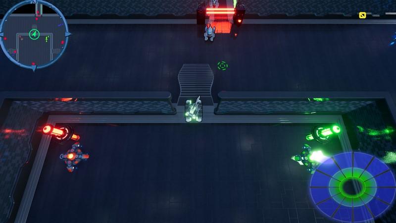 Senshi Tank 2 Space Bots For PC |  Yas