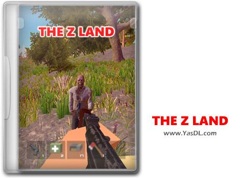 دانلود بازی THE Z LAND FPS SURVIVAL برای PC