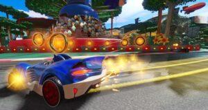 Team Sonic Racing 2 300x159 - دانلود بازی Team Sonic Racing - اتومبیلرانی با سونیک برای کامپیوتر