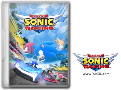 دانلود بازی Team Sonic Racing - اتومبیلرانی با سونیک برای کامپیوتر