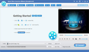 Tipard Video Converter Ultimate.cover1  300x177 - دانلود Tipard Video Converter Ultimate 10.1.8 x86/x64 - نرم افزار تبدیل فرمتهای ویدیویی به هم