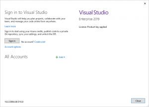 VS1 300x216 - دانلود Microsoft Visual Studio 2019 16.9.2 Enterprise - ویژوال استودیو 2019