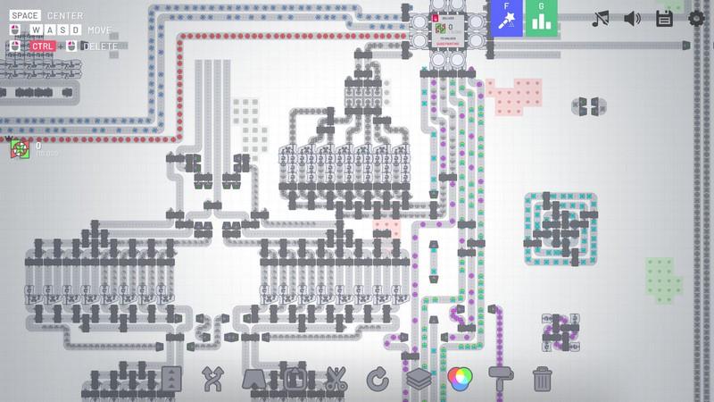 Shapez.io Game - Factory Simulator For Computer |  Despair