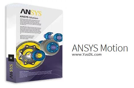دانلود ANSYS Motion 2020 R2 x64 - شبیهسازی و تجزیه و تحلیل سیستمهای مکانیکی