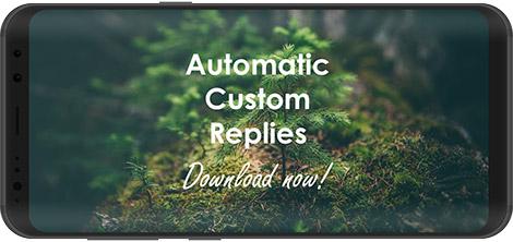 دانلود AutoResponder for WA - Auto Reply Bot 1.6.0 - ربات پاسخدهی خودکار به پیامها در واتس اپ