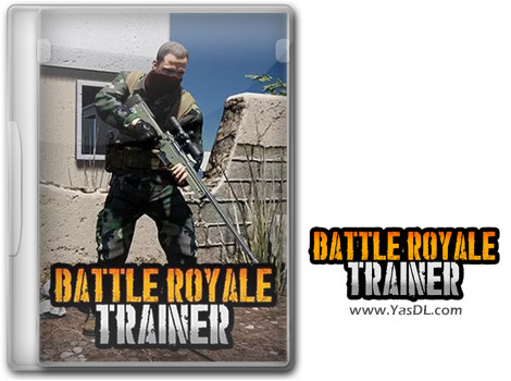 Battle Royale Trainer For PC | ‌ Yas
