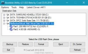 Bootdisk Utility.cover1  300x184 - دانلود Bootdisk Utility 2.1.2020.028b - ساخت دیسک بوتیبل نصب macOS در ویندوز