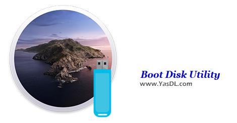 دانلود Bootdisk Utility 2.1.2020.028b - ساخت دیسک بوتیبل نصب macOS در ویندوز