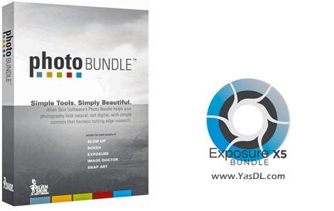 دانلود Exposure X5 Bundle 5.2.3.268 x64 - بسته قدرتمند ویرایش تصاویر