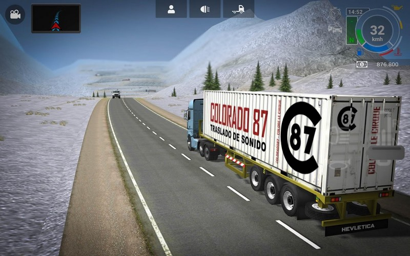 Grand Truck Simulator 2 V1.0.25 For Android + Infinite Version