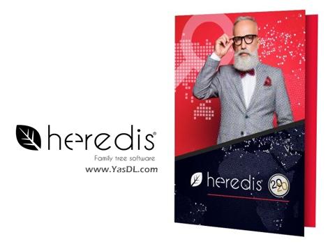 دانلود Heredis 2020 20.2 - نرم افزار ساخت و مشاهده شجرهنامه خانوادگی