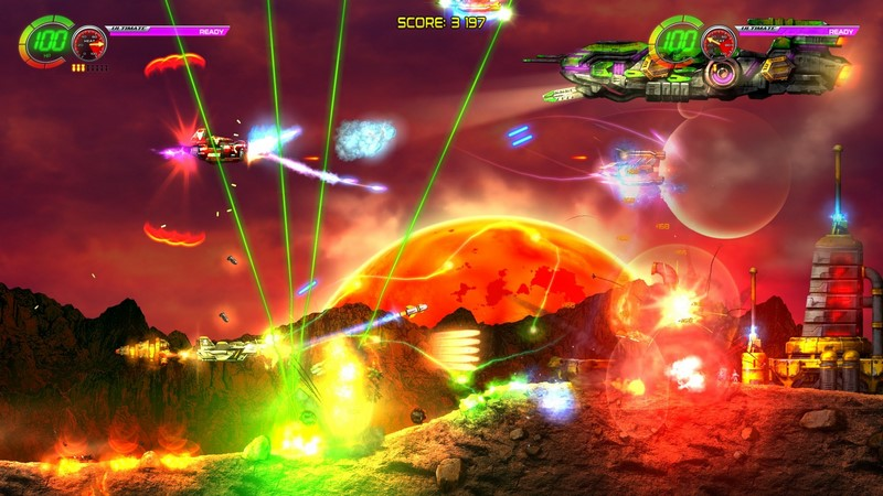 Jets N Guns 2 For PC |  Despair