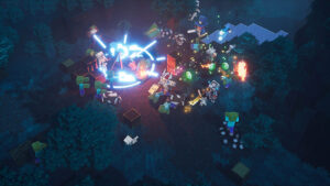 Minecraft Dungeons 2 300x169 - دانلود بازی Minecraft Dungeons 1.7.3.0_5135400 برای PC