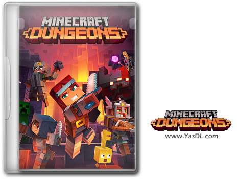 Minecraft Dungeons V1.2.1.0 For PC | ‌ Despair
