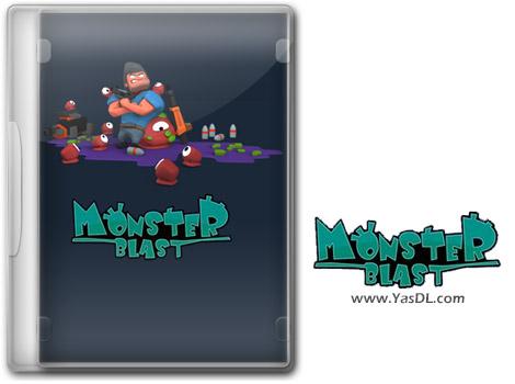 دانلود بازی Monster Blast برای PC