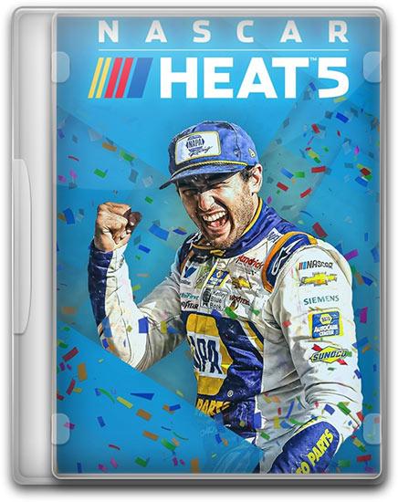 دانلود بازی NASCAR Heat 5 - اتومبیلرانی نسکار هیت 5 برای کامپیوتر