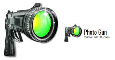 دانلود Photo Gun 1.8.1 - نرم افزار ویرایش تصاویر در ویندوز