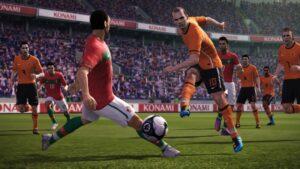 Pro Evolution Soccer 2011 1 300x169 - دانلود بازی Pro Evolution Soccer 2011 برای PC + کرک RELOADED