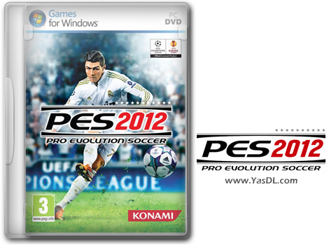 Pro Evolution Soccer 2012 For PC + Crack RELOADED |  Despair