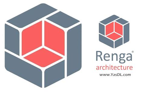 دانلود Renga Architecture 4.0.27869.0 x64 - نرم افزار حرفهای مدلسازی اطلاعات ساختمان