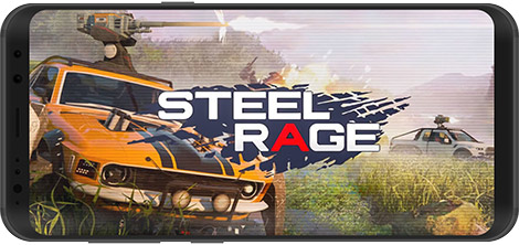 Steel Rage 0.153 Fighting Machine Game For Android + Infinite Version