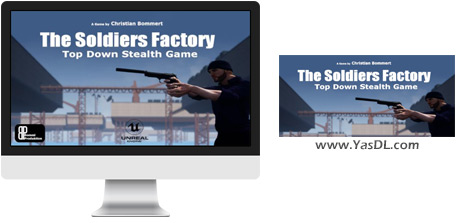 دانلود بازی The Soldiers Factory برای PC