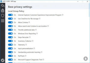 WPD.cover1  300x209 - دانلود WPD (Windows Privacy Dashboard) 1.3.1577 - مدیریت تنظیمات حریم خصوصی در ویندوز