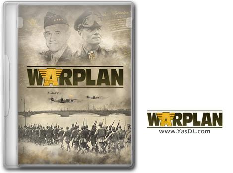 دانلود بازی WarPlan - استراتژی نبرد برای کامپیوتر