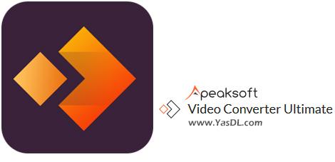 دانلود Apeaksoft Video Converter Ultimate 2.2.8 x86/x64 + Portable - مبدل حرفهای صوتی و تصویری