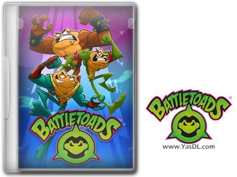 دانلود بازی Battletoads برای PC