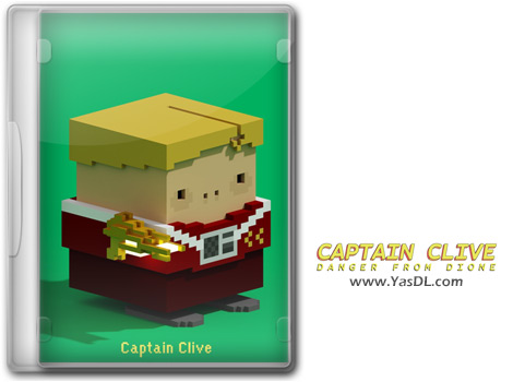 دانلود بازی Captain Clive Danger From Dione برای PC
